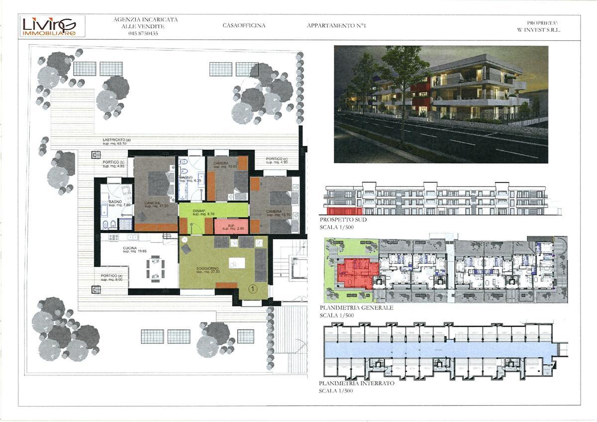 Capitolato - 2 camere Residenziali in vendita - 14