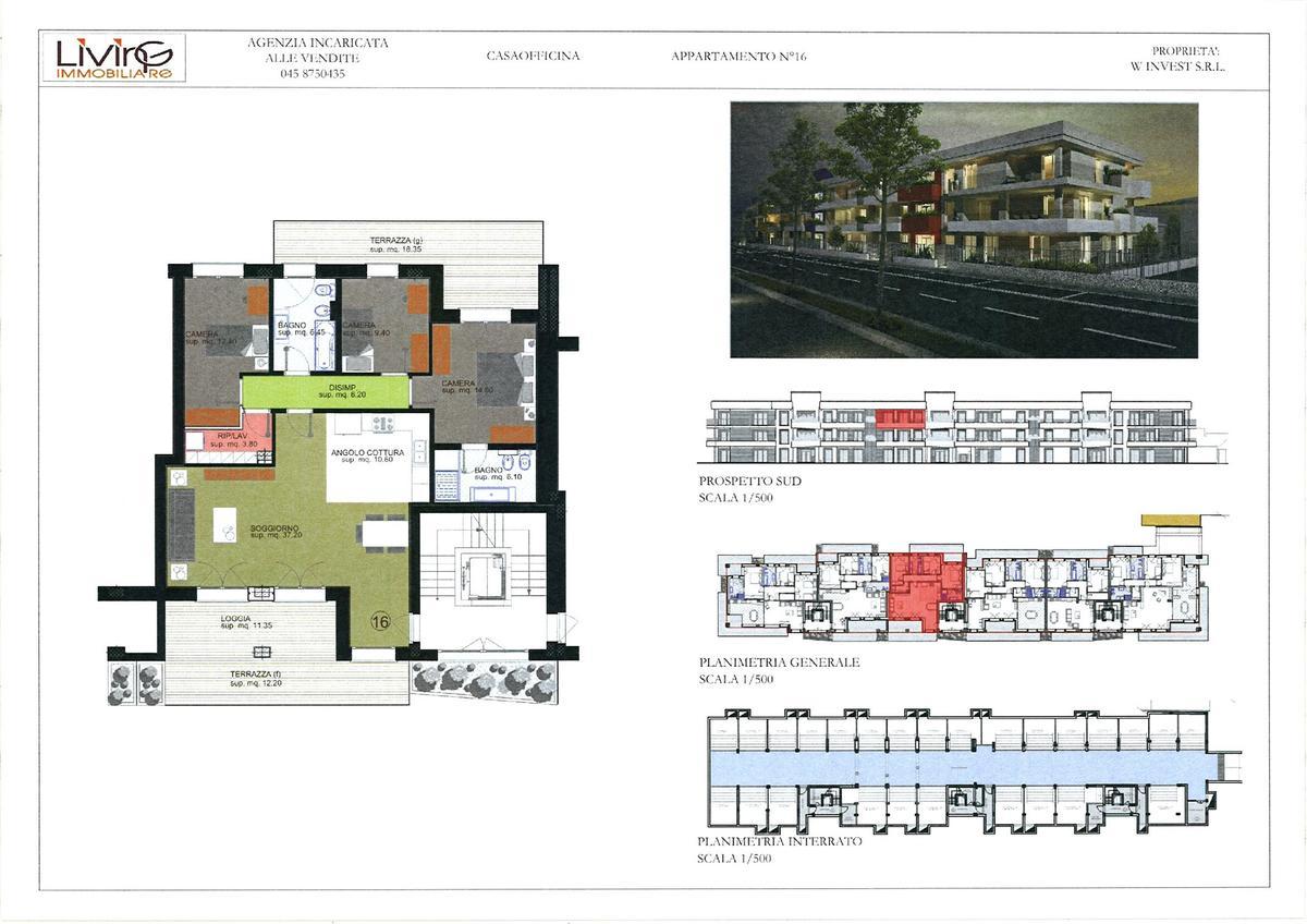 Capitolato - 3 camere Residenziali in vendita - 10
