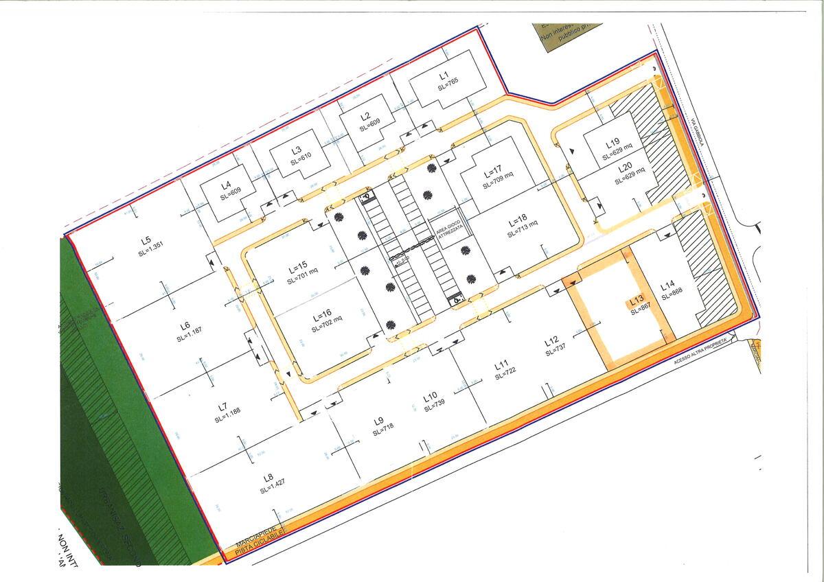 Capitolato - Terreno Residenziale In vendita - 13