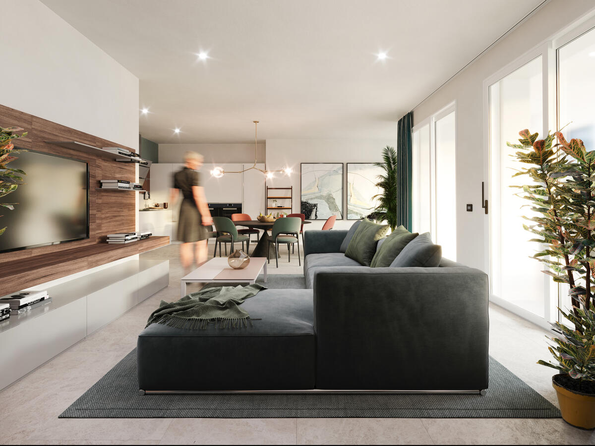 3 camere Residenziali in vendita - 3