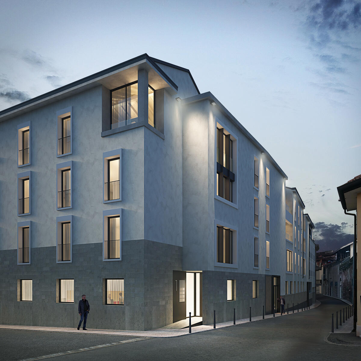 2 camere Residenziali in vendita - 5