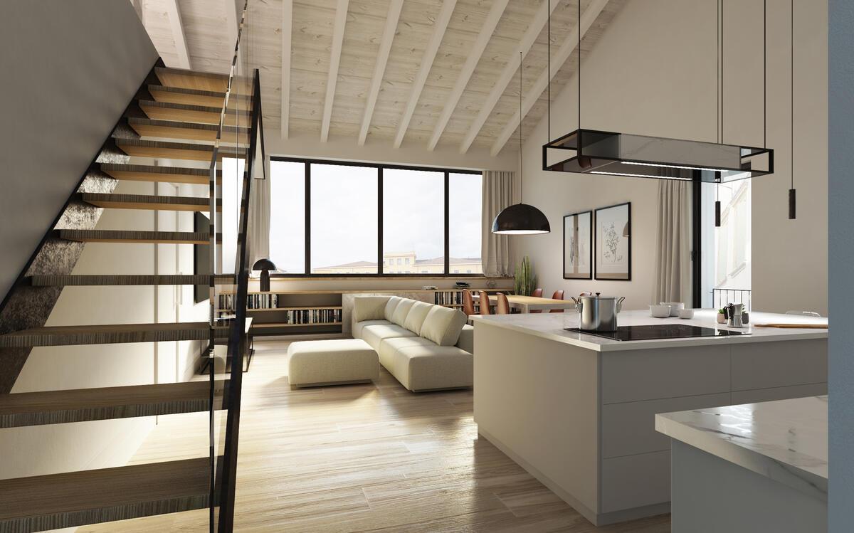 3 camere Residenziali in vendita - 2