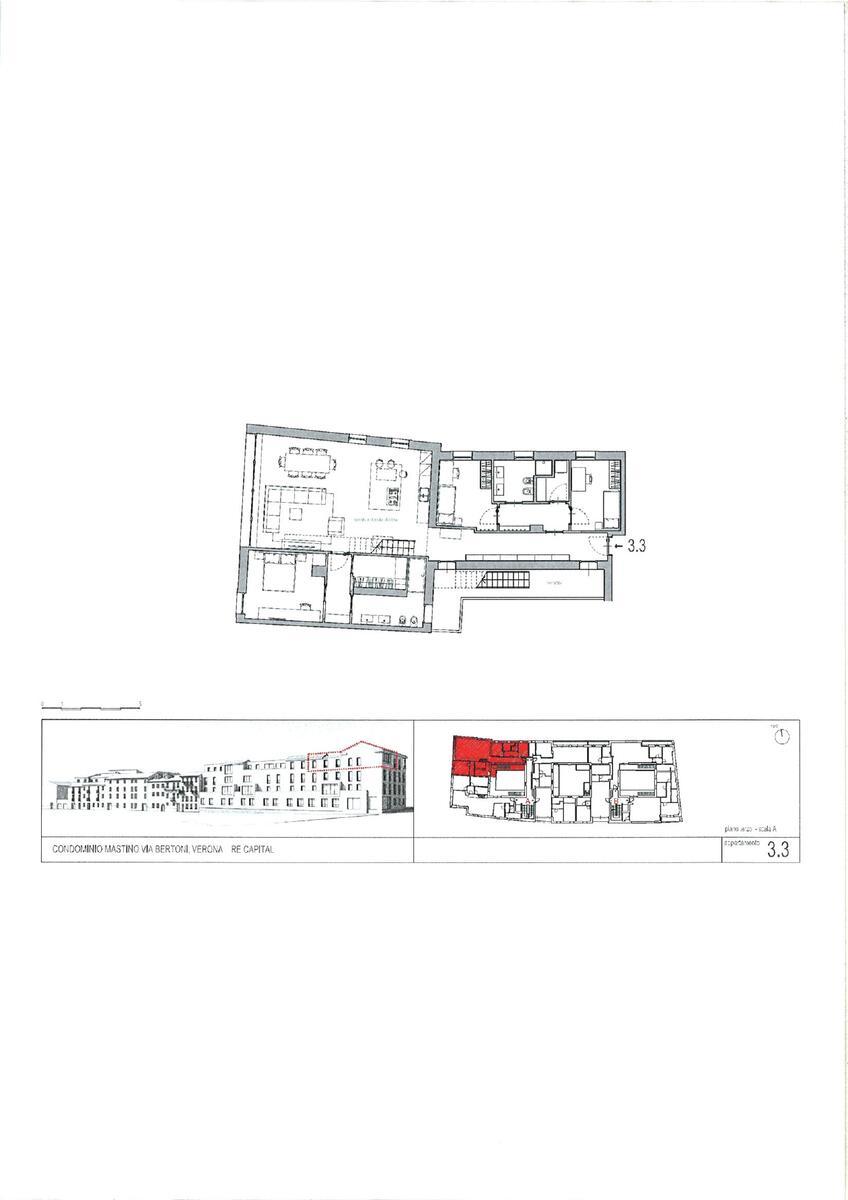 3 camere Residenziali in vendita - 7