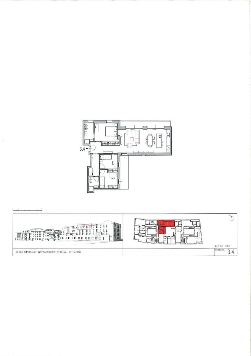 Capitolato - 3 camere Residenziali in vendita - 6