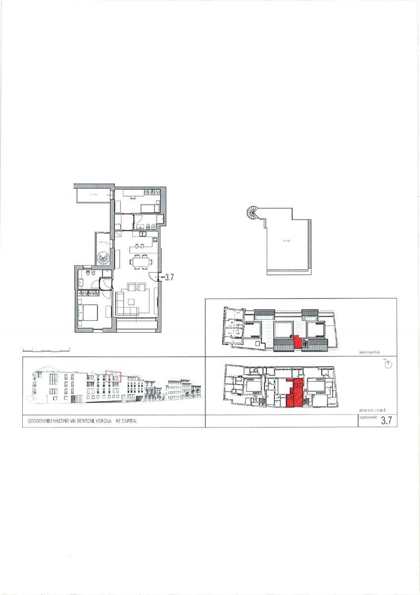 Capitolato - 2 camere Residenziali in vendita - 7