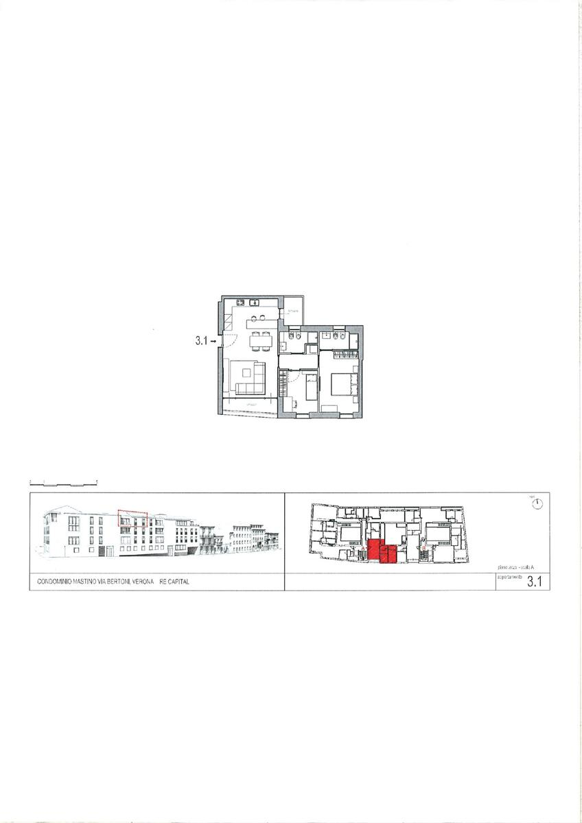 2 camere Residenziali in vendita - 1