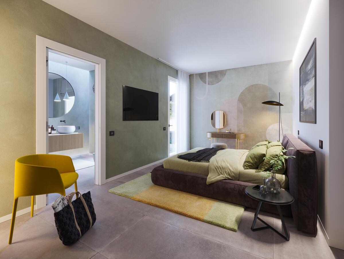 3 camere Residenziali in vendita - 4